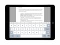 Typewriter Mode, editing plain text (Markdown)