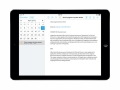 Smart book - calendar view of tasks