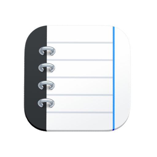 Notebooks for iOS icon
