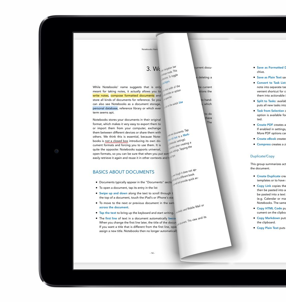 Notebooks the only notebook you need for ios macos and pc annotate pdf in notebooks fandeluxe Images
